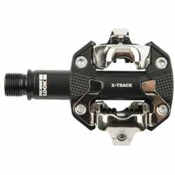 Pedal Look X-Track, Cinza
